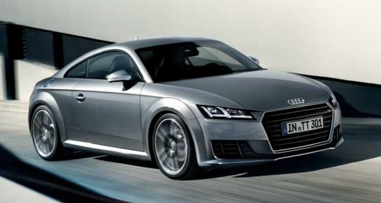 Nuevo Audi TT: ¿Diésel o gasolina?