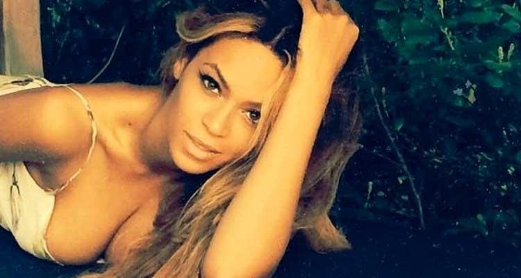 Beyoncé manda en Instragram