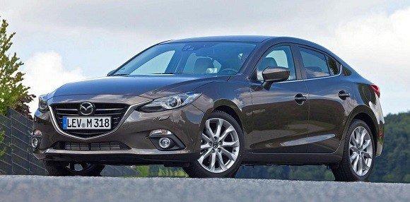 Prueba del Mazda 3 Sedan