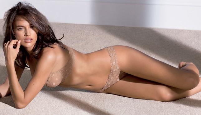 Irina Shayk confiesa que NO se considera sexy