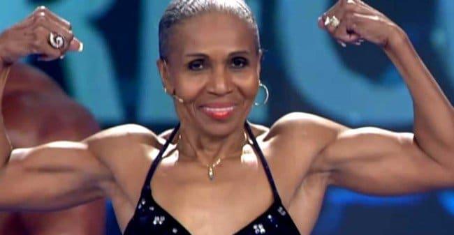 [VIDEO] Esta abuela culturista de 80 años está más en forma que tú