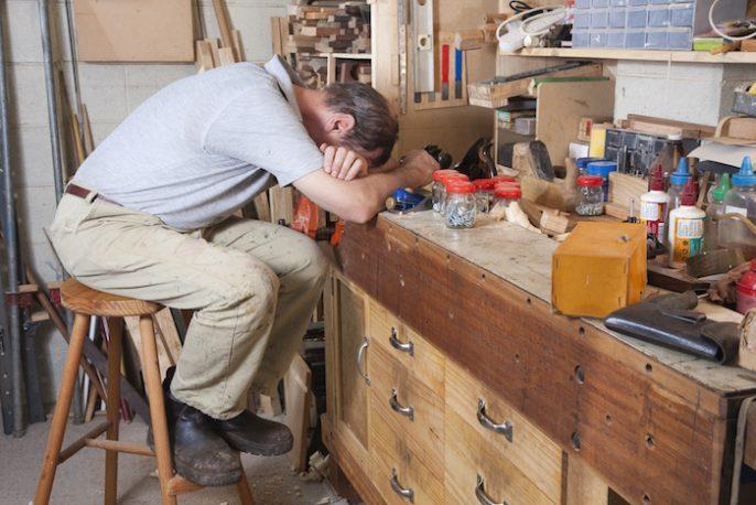 Las dietas altas en grasa causan somnolencia durante el día