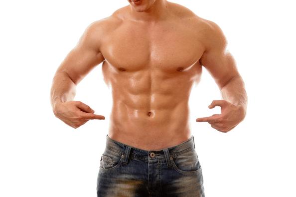 Consigue un abdomen de acero entrenando en la piscina