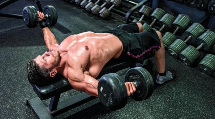 Así son las drop sets, una técnica eficaz para ganar músculo