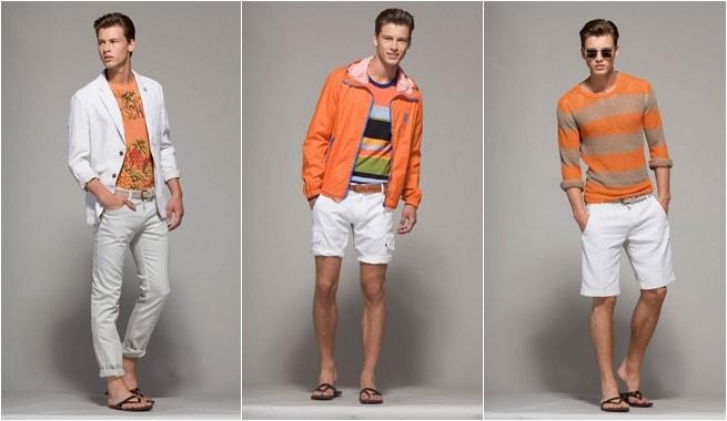 estilos masculinos para el verano