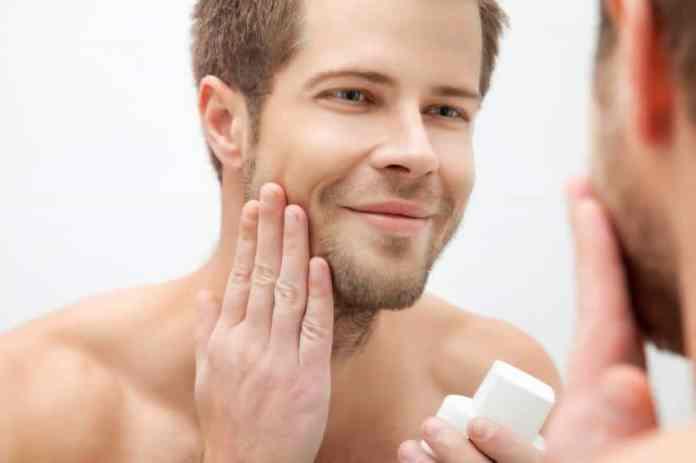 cosméticos para hombre