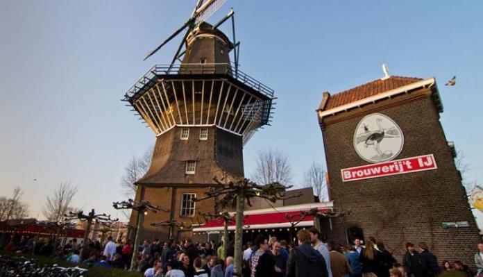 Día de la cereza Amsterdam