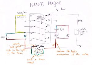 Mazzer Kony  removing doser microswitch instructions