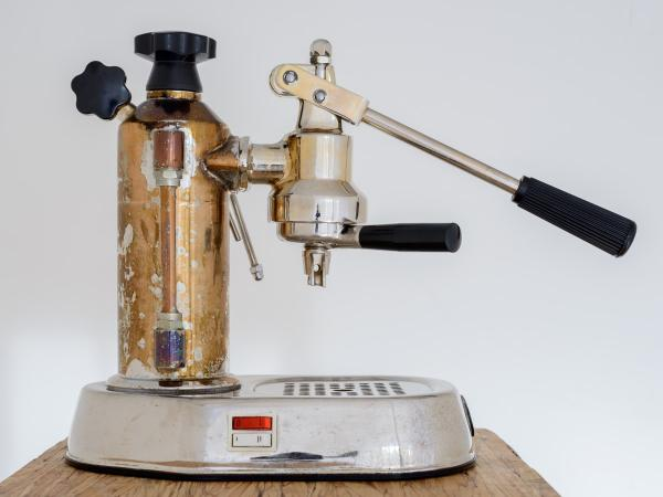 What Is This Finish On La Pavoni Europiccola
