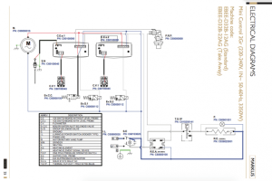 Electrical Circuit Diagram  Expobar Elegance 2 Group