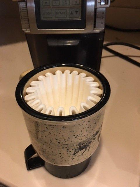 Kalita Filter Storage Coffee Brewing