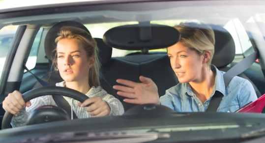 Female Driving Instructors