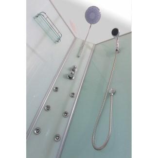 Duschpaneel der Duschkabine 90x90