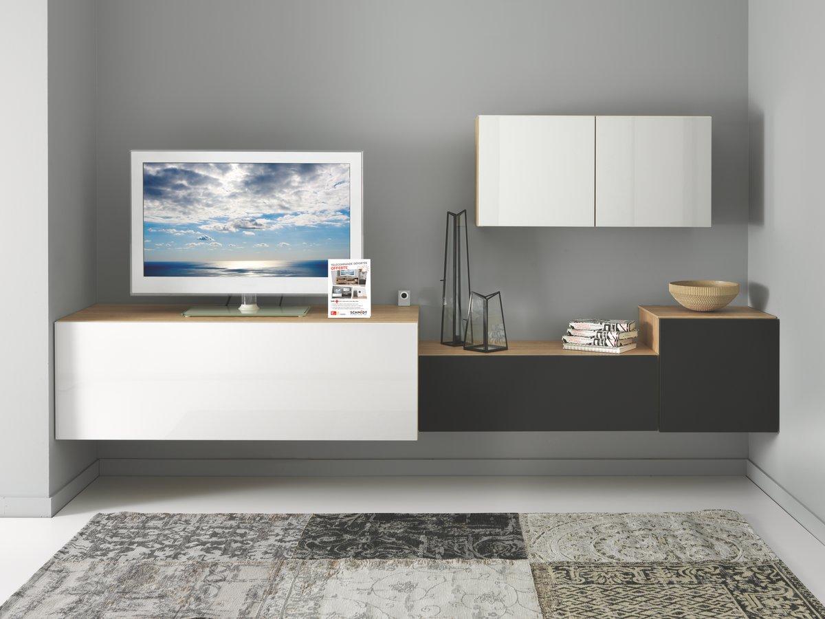meuble tv d angle schmidt