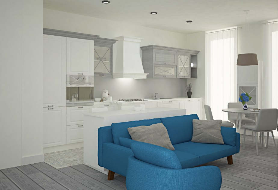 restyling roma 3D rendering render design style