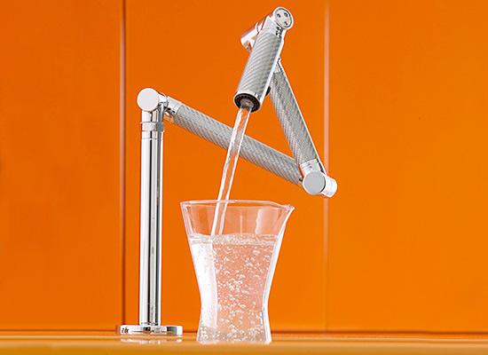 contemporary kohler karbon faucet