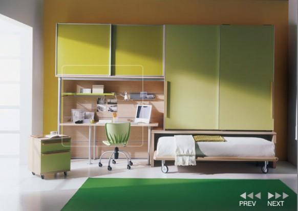 kids room furnishing