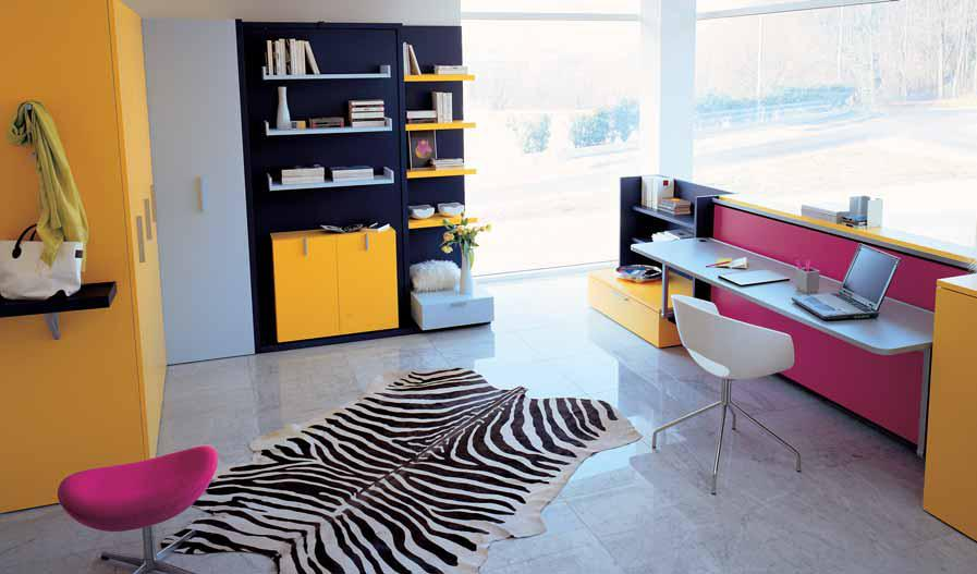 Ideas for Teen Rooms with Small Space on Teen Room Decoration  id=58443