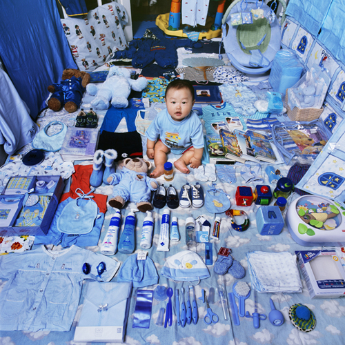 baby boy blue room