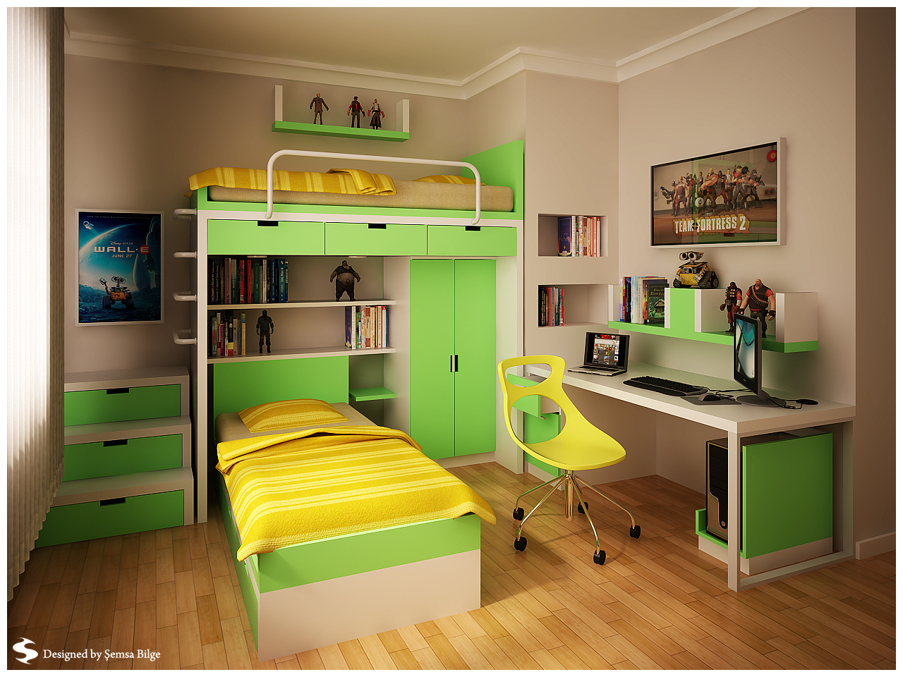 Teenage Room Designs on Teenage Bedroom Ideas  id=65863