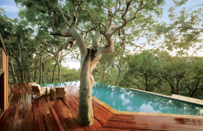 Sydney beachhouse pool