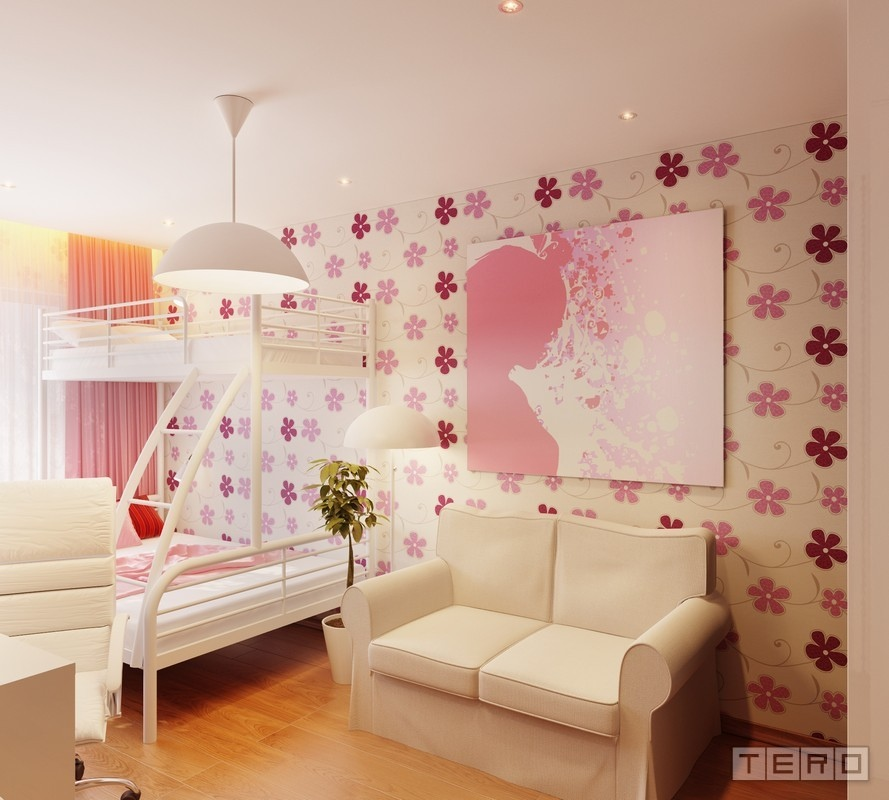 Cute Girls' Rooms on Room Decorations  id=63027