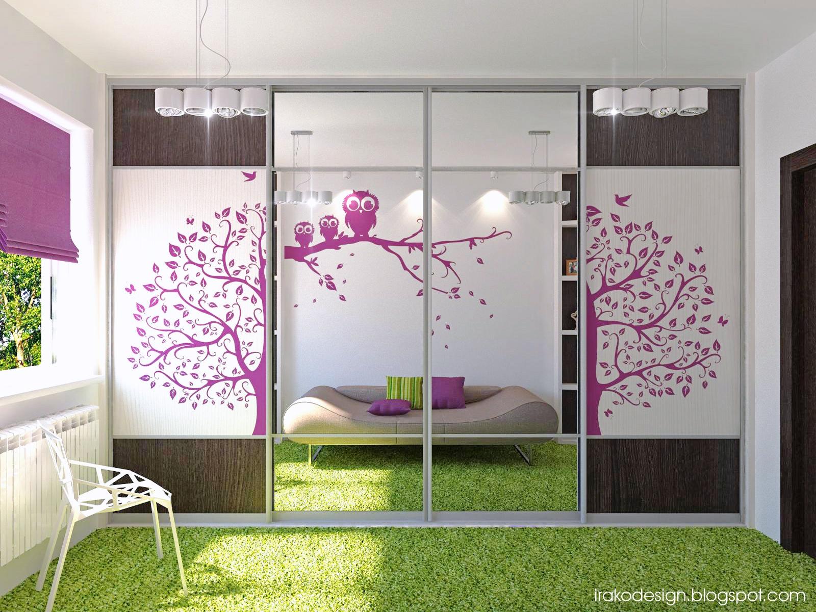 Cute Girls' Rooms on Teenage Girls Room Decor  id=52988