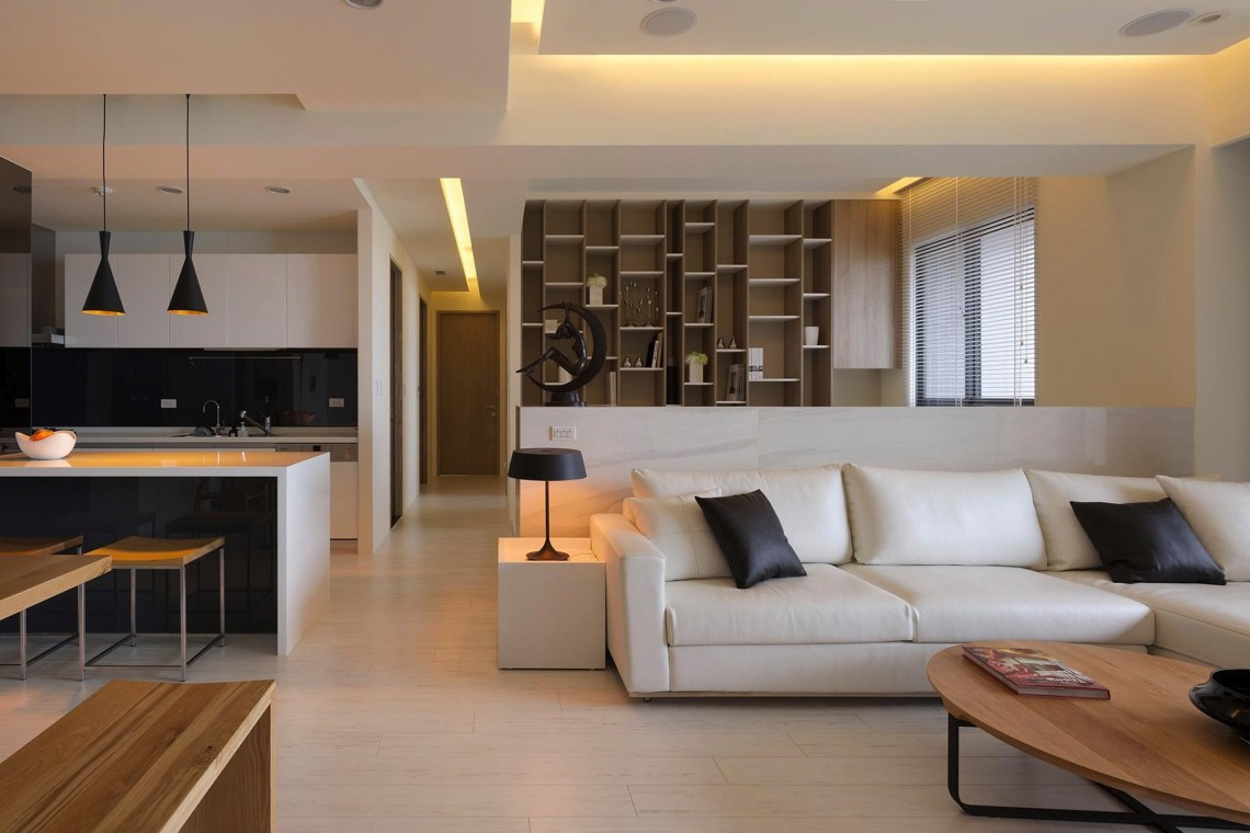 Open Plan Home with Oomph
