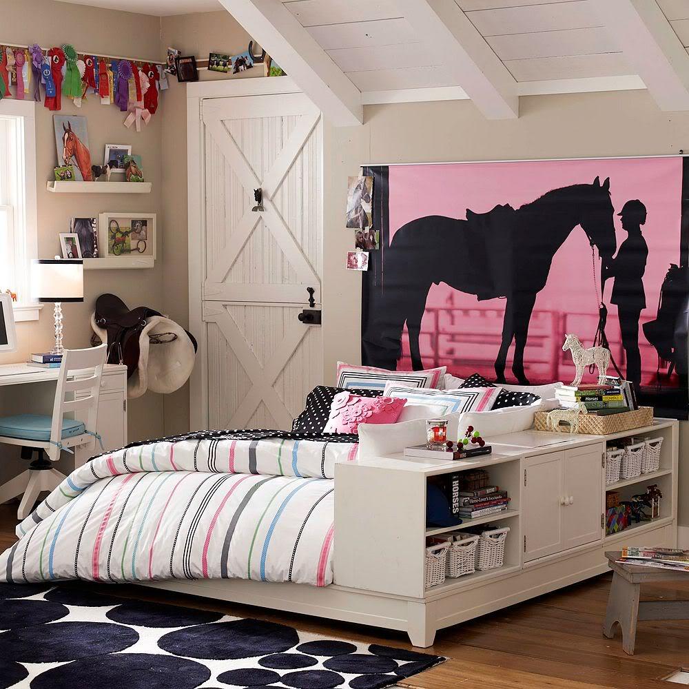 4 teen girls bedroom 20 on Teenage Girls Room Decor  id=61258
