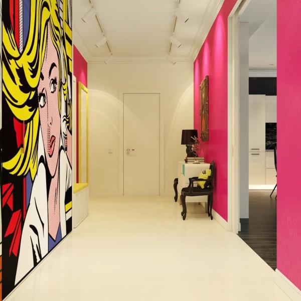 wall pop art