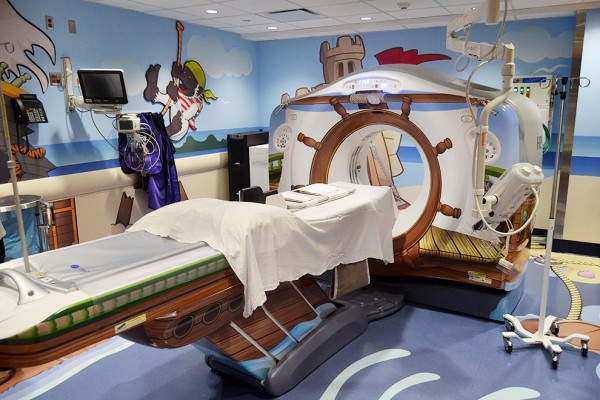 1 Pirate CT scanner