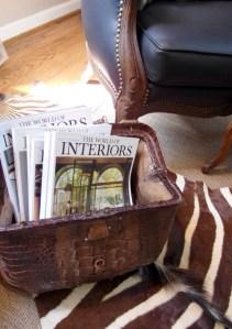 雑誌、新聞の収納のコツ