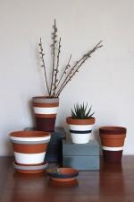 [snap]植木鉢にペイント