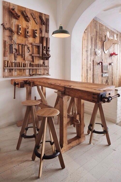 DIY必需品 工具の収納の仕方