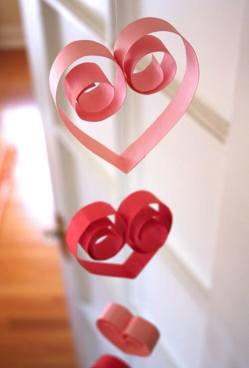 手軽にできそうなバレンタインのホームデコレーション