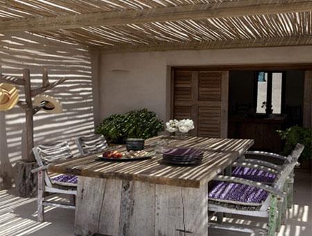 HOME DZINE Garden Ideas | DIY patio ideas on Diy Garden Patio Ideas id=92879