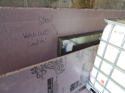 Fixed Pains of Glass