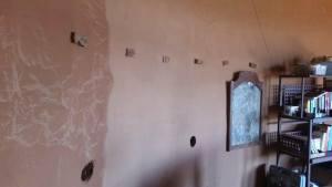 walls earthen plaster alis paint