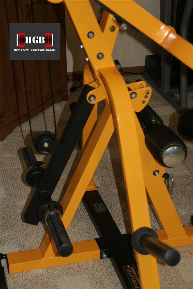 Powertec Workbench Leverage Gym Wb Ls Review