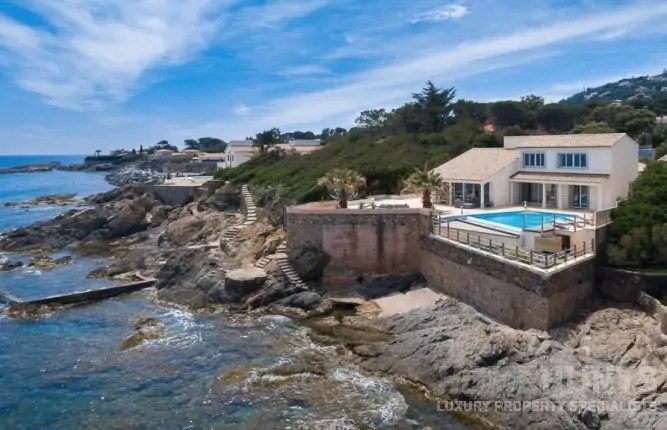 5 Amazing Luxury Houses For Sale In France By The Sea
