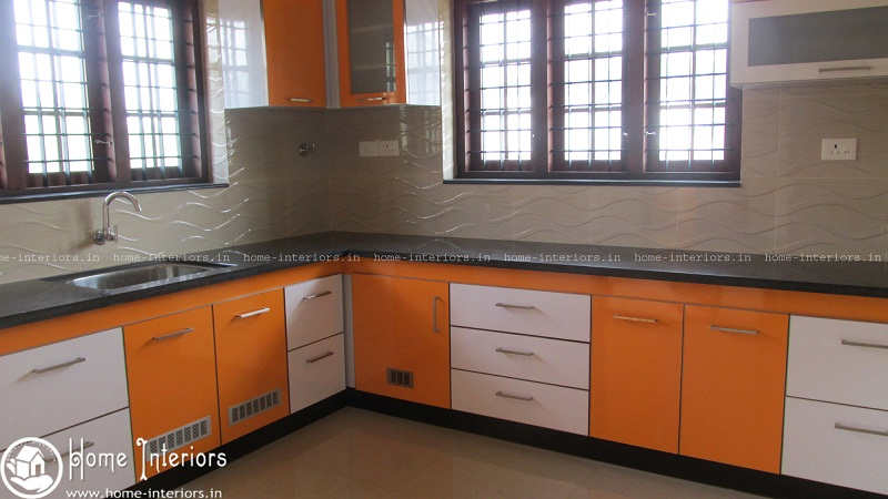 Kitchen Interior Design Trivandrum