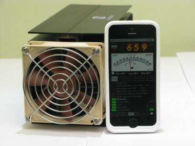 Gridseed G-Blade with Noctua Fan