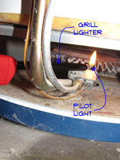 How To Light A Water Heater Gas Water Heaters Water