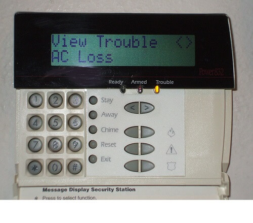 Dsc Security System