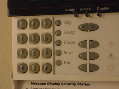 Security System Dsc