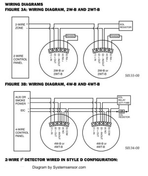 Smoke Detector Circuit Basics