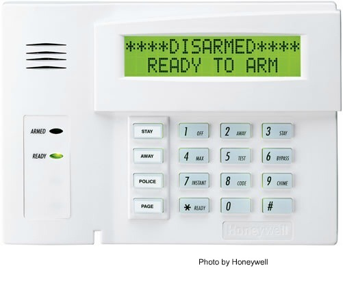 Brinks Home Alarm