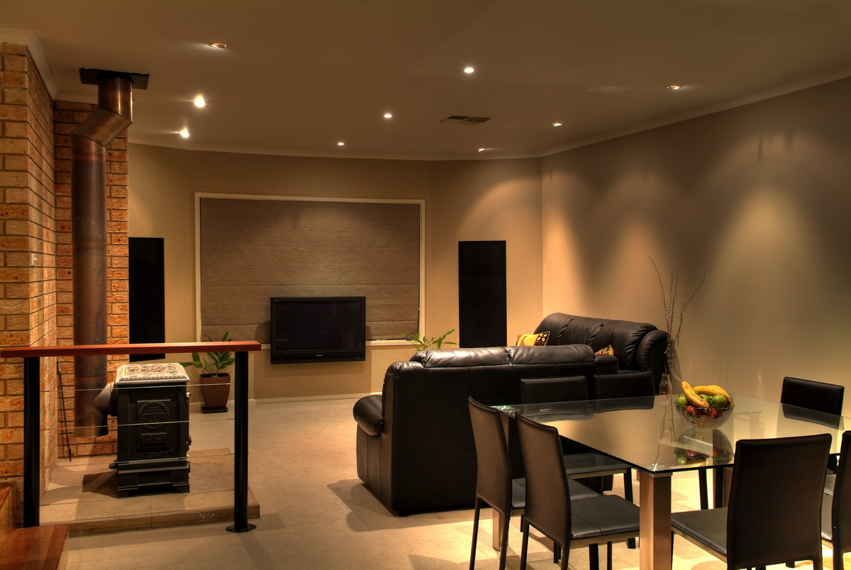 In Wall Home Theater Systems in wall home theater speakers for the not so rich and famous