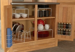 kitchen cabinet organizer set Kitchen Drawers and Cabinets Organization