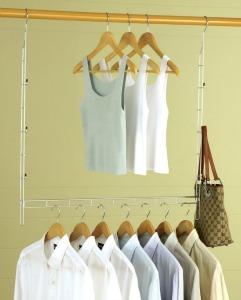closet doubler Organizing Your Master Bedroom Closet